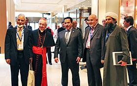 Глобальний форум у Відні започаткував нову міжнародну ініціативу з міжрелігійного діалогу
