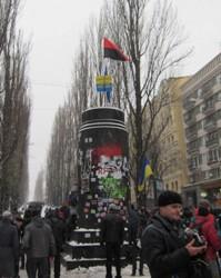 В УПЦ радять не відновлювати пам'ятник Леніну, а зробити пам'ятник Св. Варварі