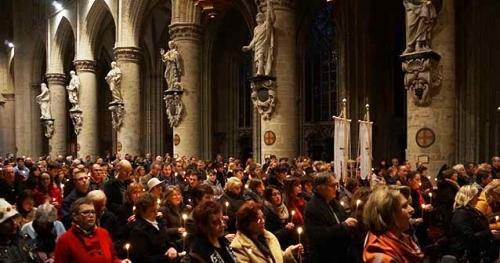 У Брюсселі вшанували жертв Голодомору