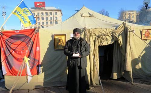 Відбулося третє судове засідання у справі отця Михайла Димида