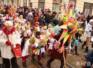 Львів запрошує на фестиваль Різдвяних веретепів