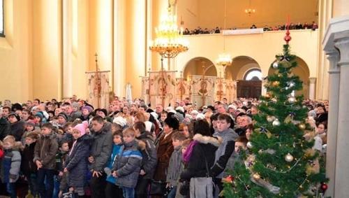 Патріарх Святослав посвятив український народ під Покров Пресвятої Богородиці