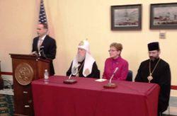 Патріарх Святослав та Патріарх Філарет зустрілися з представниками влади США