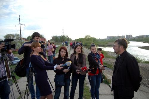 На Івано-Франківщині кажуть, що бачили об'явлення Богородиці