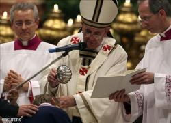 Великодня проповідь Папи Франциска