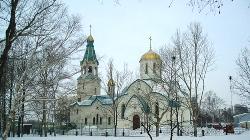 У Росії чоловік влаштував стрілянину у храмі, загинуло двоє людей