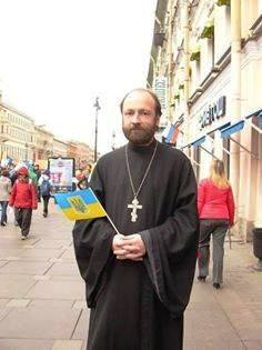 В РПЦ наказали священика який зайняв проукраїнську позицію