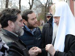 Глава самопроголошеної одеської республіки втік до Москви і зустрівся з Патріархом РПЦ