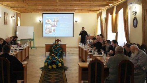 Відбулась 64 сесія Синоду Єпископів Києво-Галицького Верховного Архиєпископства УГКЦ