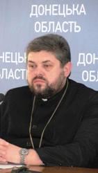 За швидке звільнення о. Тихона Кульбаки закликав молитися Екзарх Донецький