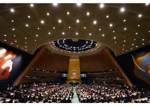 Папа Франциск написав послання до Генеральної Асамблеї ООН