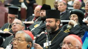 Патріарх Святослав на Синоді у Ватикані про