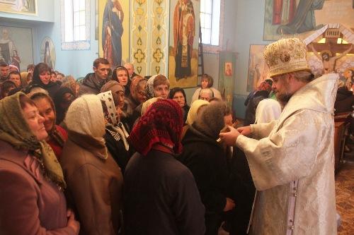 На Черкащині парафія, УПЦ МП на чолі із настоятелем протоієреєм перейшла, в УПЦ КП. (ФОТО)