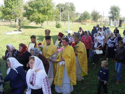 3 парафія на Волині перейшла з УПЦ МП до КП.(ФОТО)