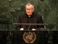 Кардинал Паролін розчарований, що ООН мовчить щодо конфліктів в Сирії, на Бл.Сході і на Україні