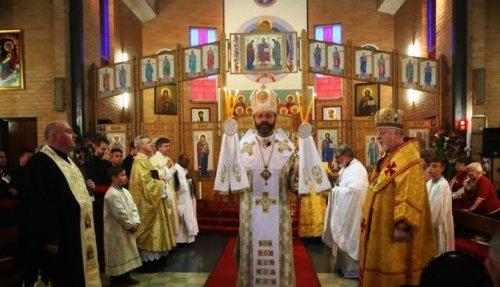 Патріарх Святослав закликав австралійських українців у Перті не боятися їхати в Україну.(ФОТО)