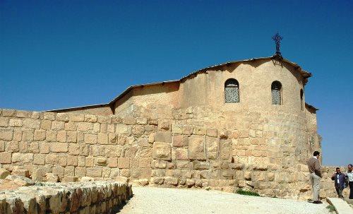 Меморіал Мойсея на вершині біблійної гори Нево відкритий для паломників