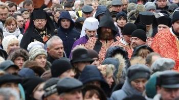 Львів: вулицями міста пройшла Хресна хода.(ФОТО)