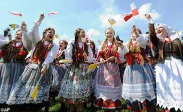 Папа Франциск в Польщі: Вітальна церемонія (Пряма Трансляція)
