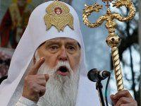 Патріарх Філарет: Як народ стоїть сьогодні на Майдані, так і повинен стояти до кінця