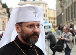 Патріарх Святослав узяв участь у канонізації Папи Івана XXIII та Івана Павла II