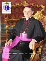 Заклик архієпископа РКЦ в Україні Мечислава Мокшицького до молитви про мир