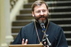 """ми мусимо сьогодні захищати. За нас Україну ніхто не захистить"""", — Блаженніший Святослав"""