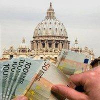 Католицька Церква в Італії дає державі більше грошей, ніж отримує від нього