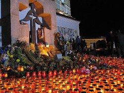 23 листопада в соборі Святої Софії у Римі єпископи УГКЦ помоляться за жертв голодомору