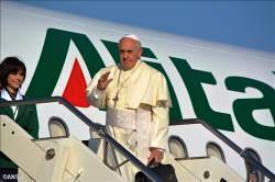 Папа Франциск: Європа простягається далеко за межі Європейського союзу