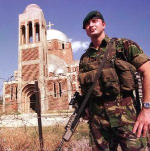 Християнський погляд на війну, мир та самозахист