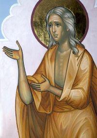 преподобна Марія Єгипеська