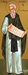 святий Юрій з Малеї