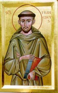 святий Франциск Асижський