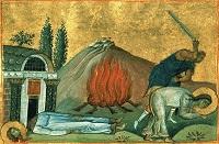Святі великомучениці Капітоліна і Єротиїда