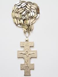 Хрест (трьохраменний)
