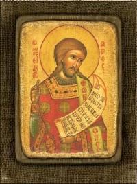 Святий Роман Сладкоспівець - №11