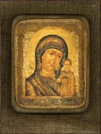 Богородиця Одигітрія (Казанська) - №21