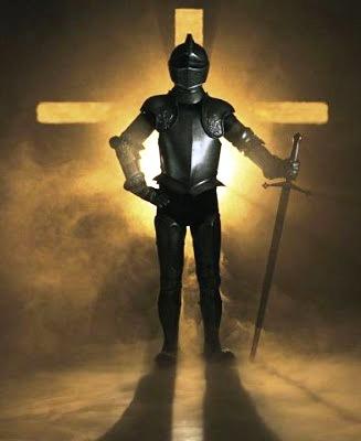 Притча про побожного лицаря