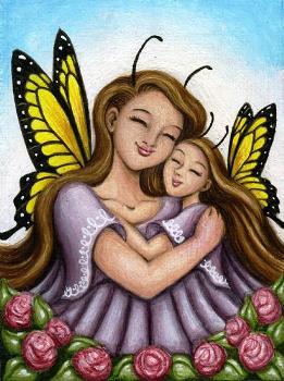 Притча: Любляча дочка
