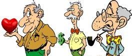 Три дідуся